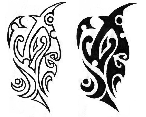 600x482 Polynesian Tribal Design By Andyandypandy