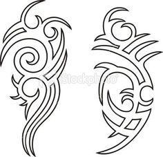 236x227 Tribal Neck Tattoos For Men Tribal New Tattoo Design Tattoos