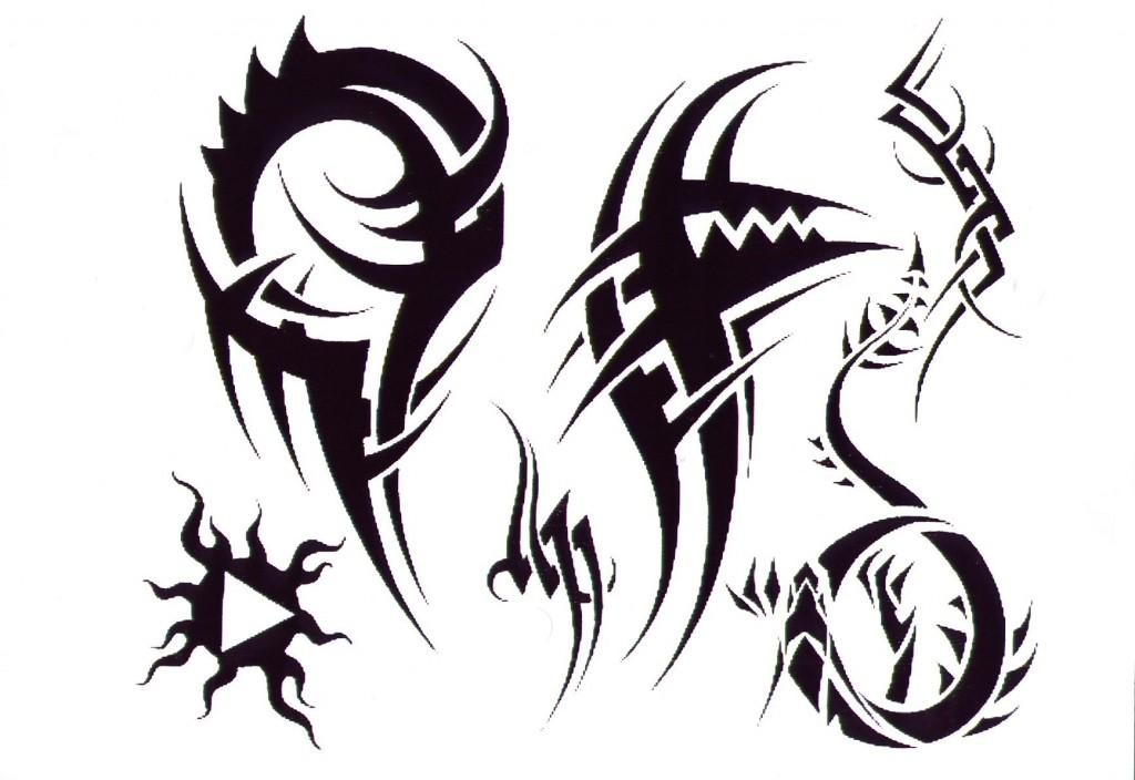 1024x704 Tribal Tattoo Design Img7