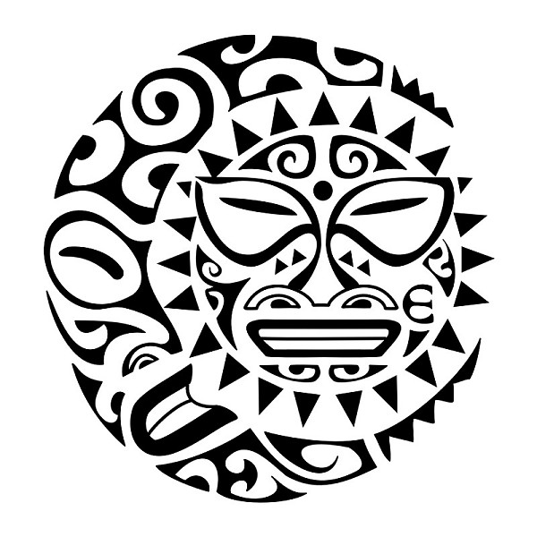 600x600 20 New Maori Tribal Tattoos Design Ideas