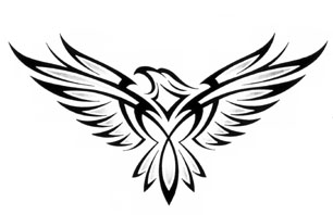 306x198 Eagle Tattoo. Idea To Honor Lou. Google Kuvahaun Tulos Kohteessa
