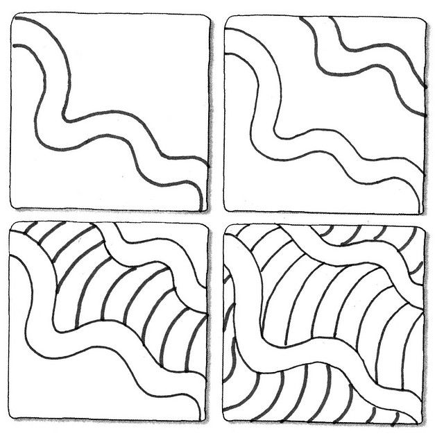 640x628 Drawing Easy Patterns To Draw On Paper With Easy Tribal Patterns