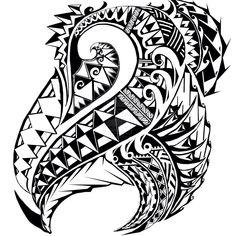 236x236 How To Draw Samoan Tattoos Patterns Polynesian