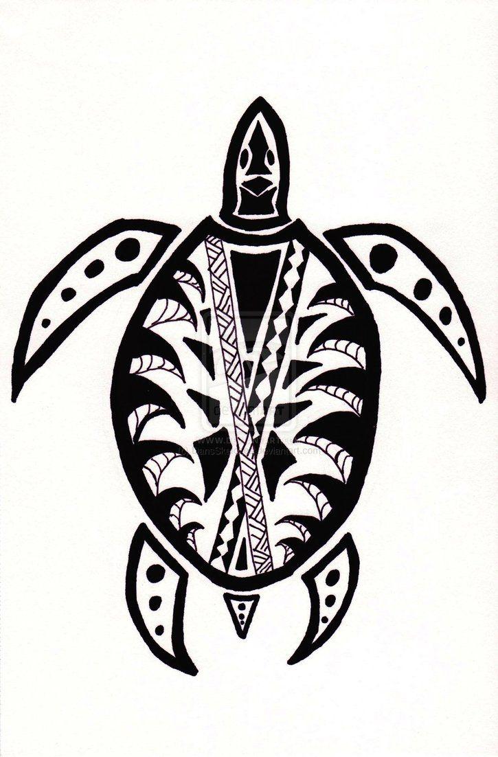 Tribal Print Drawing