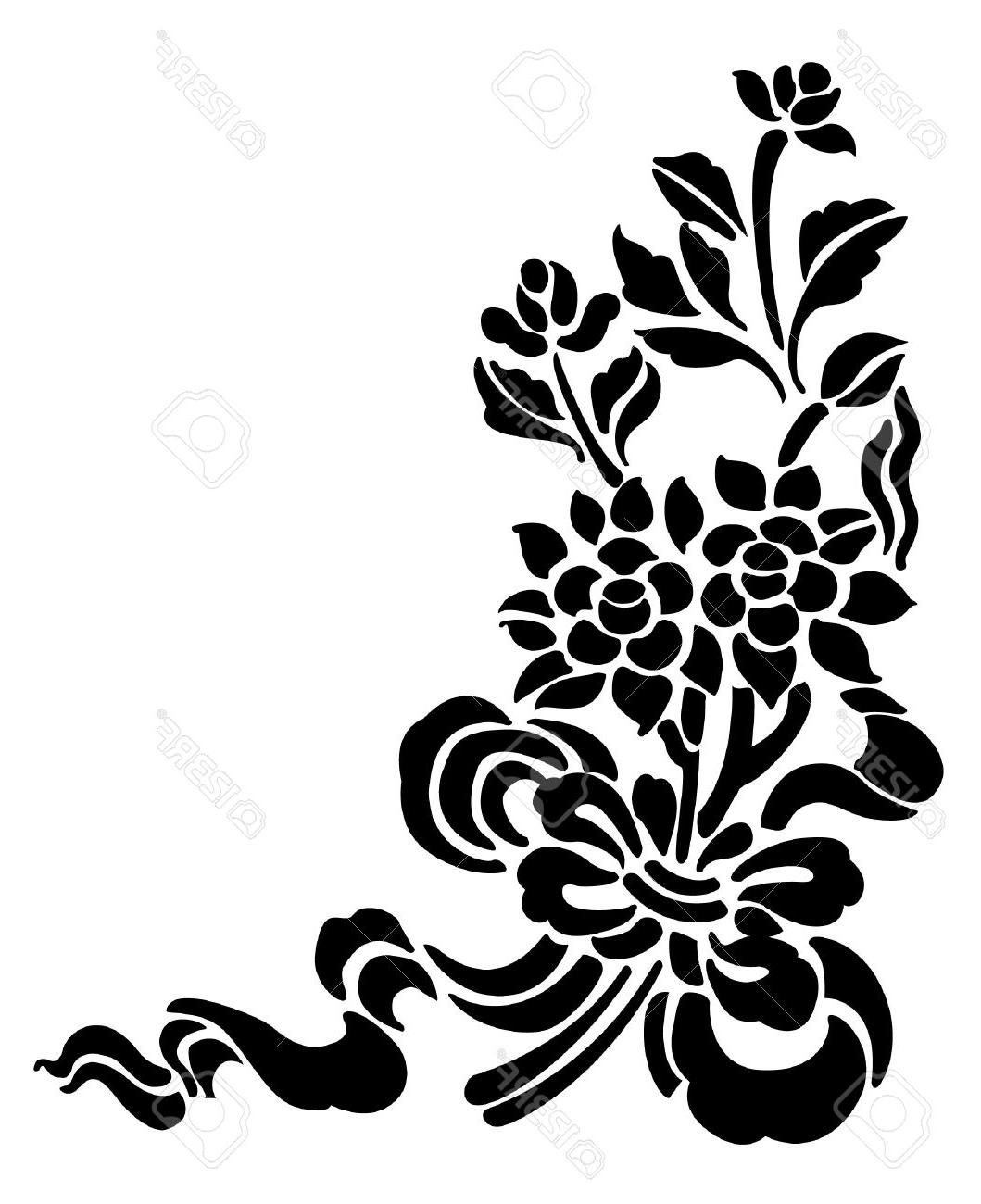 Tribal rose drawing at getdrawings free for personal use 1059x1300 best 15 tattoo of lotus stock vector rose tribal flower drawing izmirmasajfo