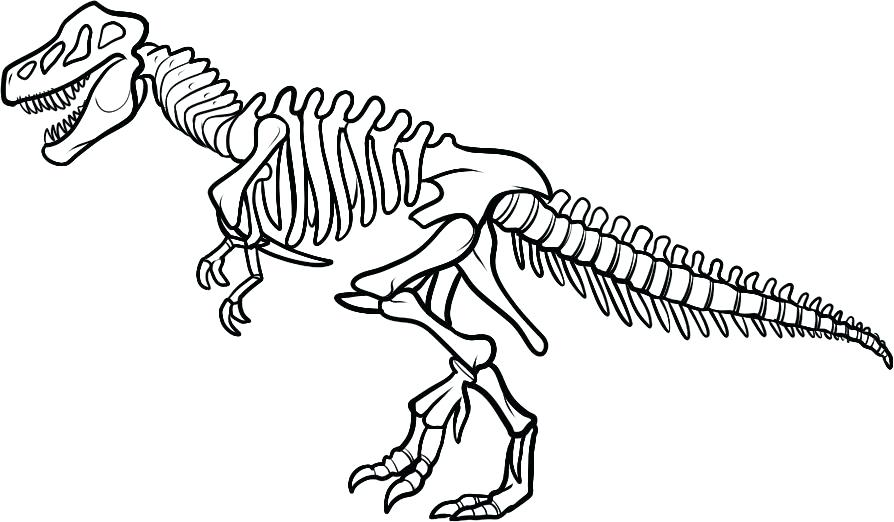 894x522 Dinosaur Coloring Pages Remarkable Printable Dinosaur Coloring