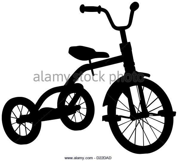 594x540 Tricycle Cut Out Stock Images Amp Pictures