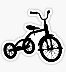 210x230 Tricycle Stickers Redbubble