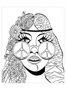 Trippy Drawing At Getdrawings Com Free For Personal Use Trippy