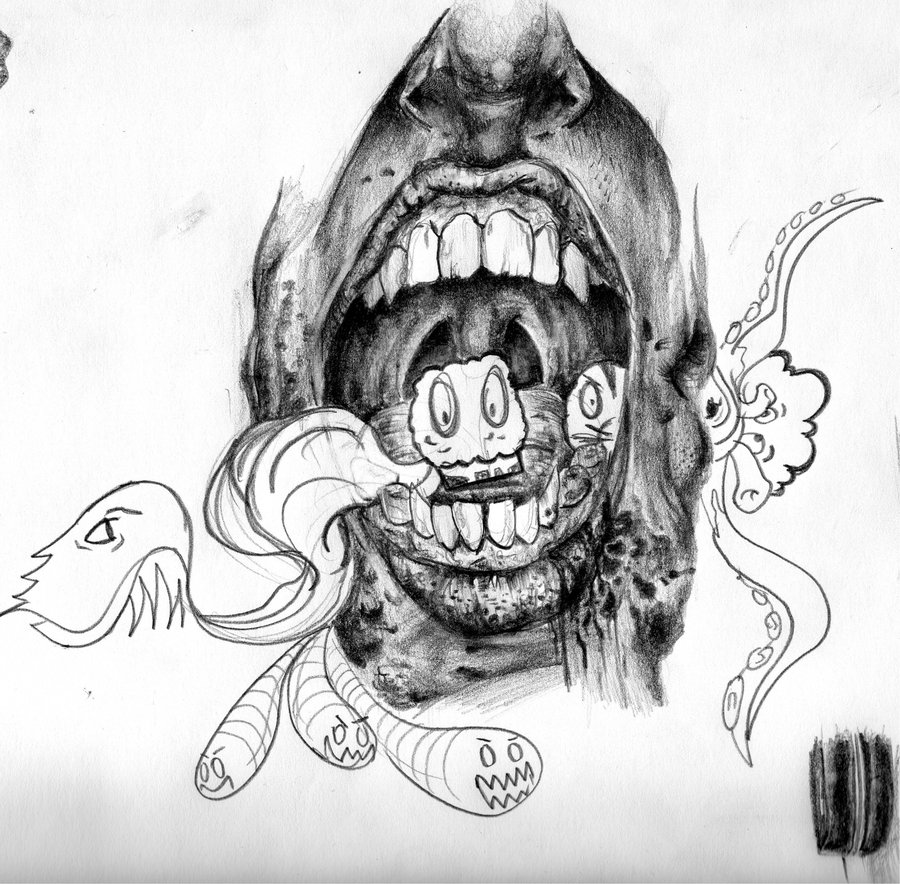 900x884 Cool Trippy Drawings Drawing Pencil Cute Birthday Ideas