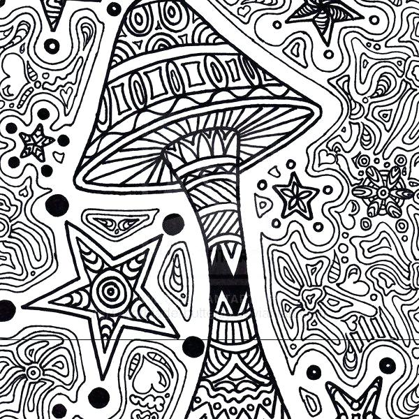 600x600 Trippy Coloring Page Coloring Book Pages Best Coloring Pages