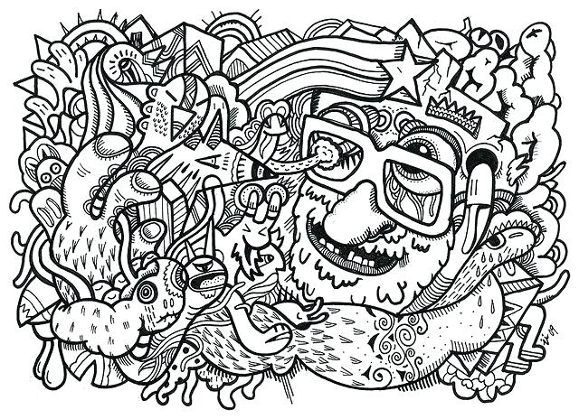 640x464 Trippy Coloring Pages Educational Coloring Pages
