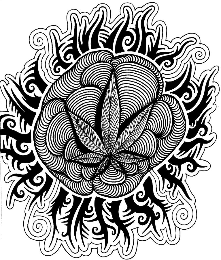 767x900 Trippy Coloring Pages Sun Drawing
