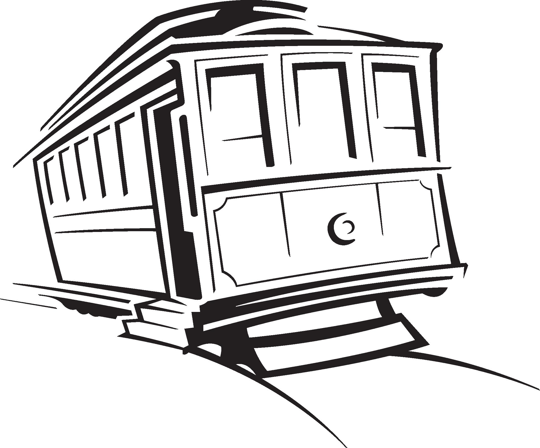 2135x1771 Trolley Greektown Chicago