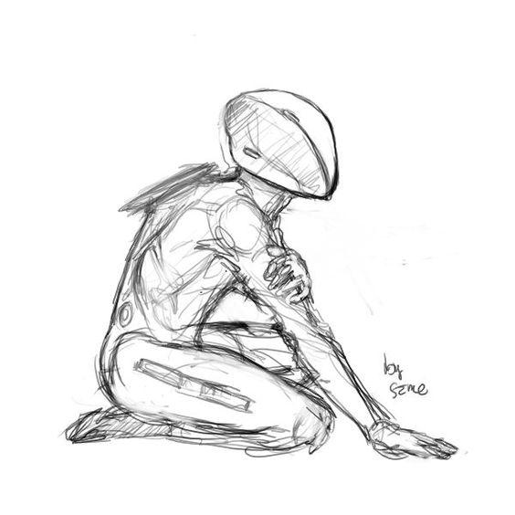 564x564 Sketch No.5 for tsukiyoumi by Szmeterlog on deviantART TRON