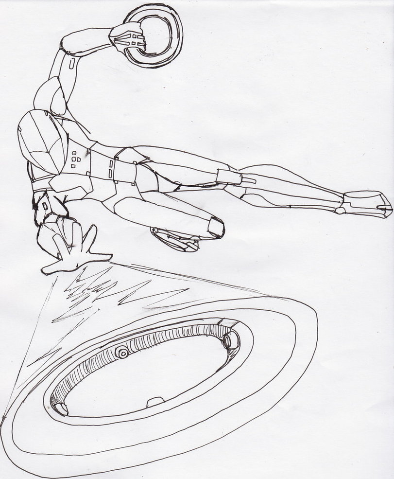 811x985 TRON Legacy TRON Rinzler Line by ConstantScribbles on DeviantArt