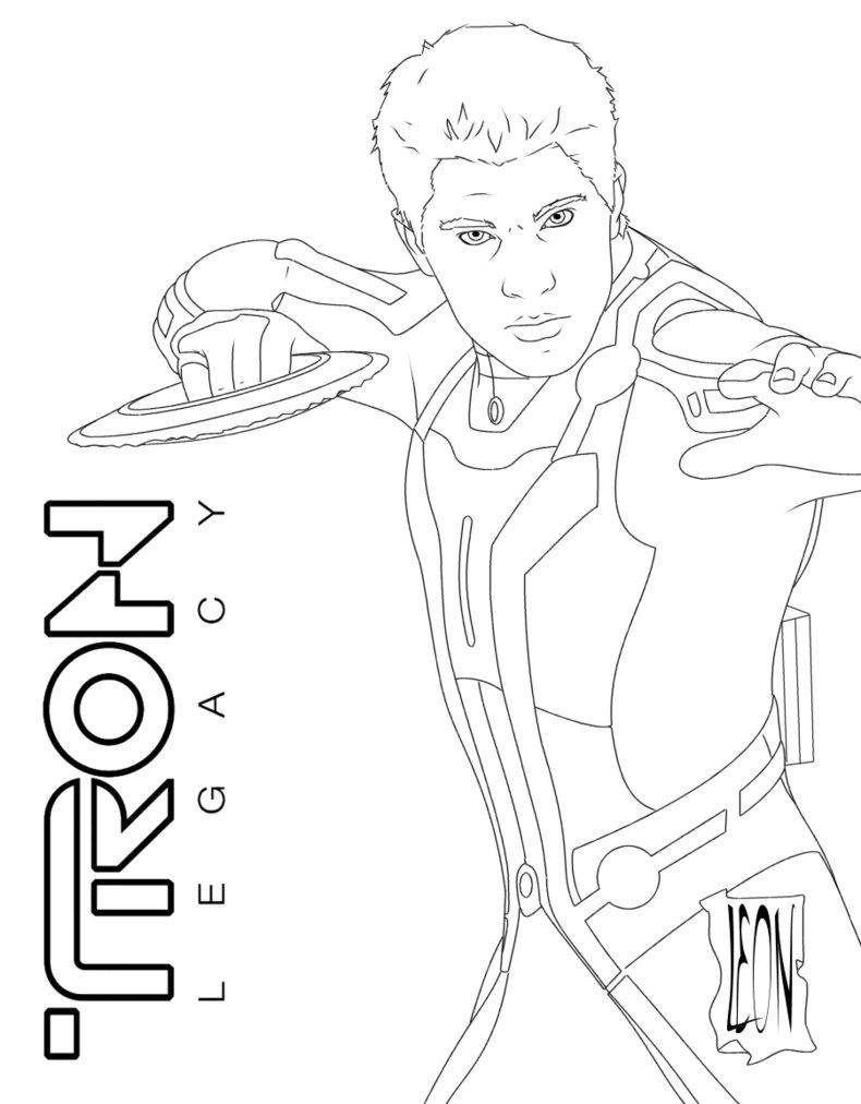 790x1012 Tron Legacy 2 By Darkfurianx