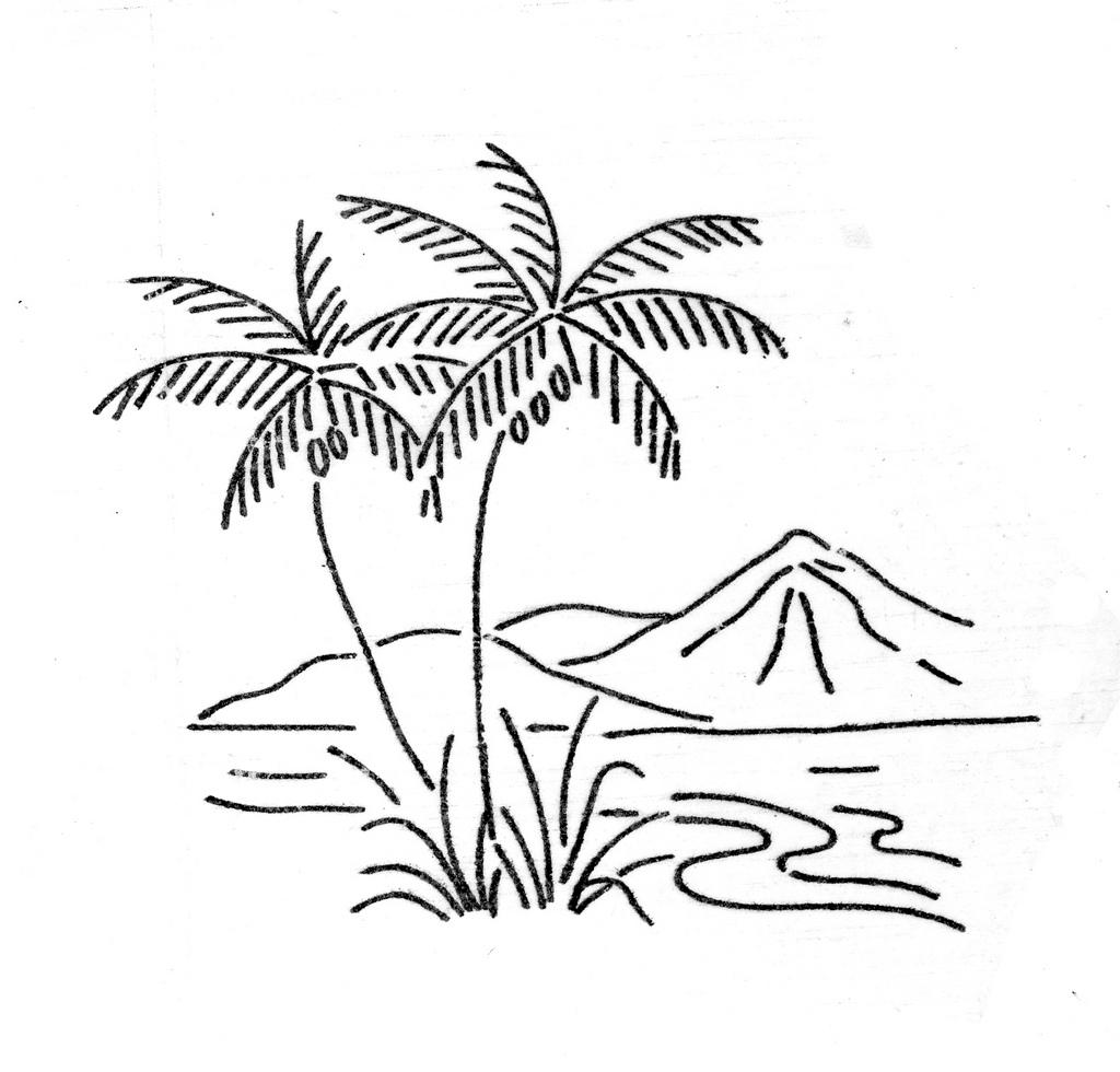 1024x980 Tropical Island Brian Campbell