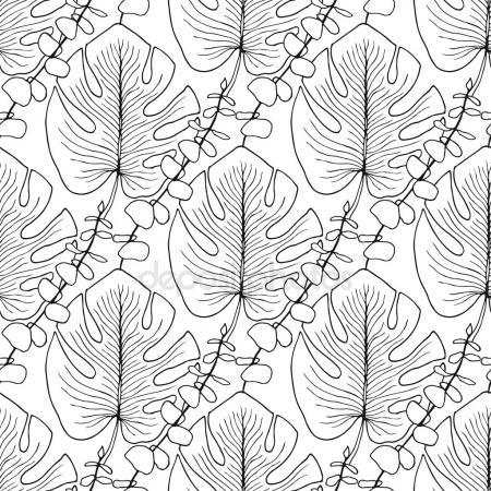 450x450 Botanical Garden Drawing Frame Stock Vector Geraria