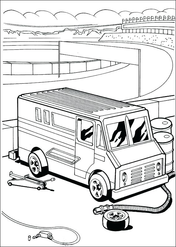 567x794 Coloring Book Truck Also Funny Truck Cartoon For Coloring Book