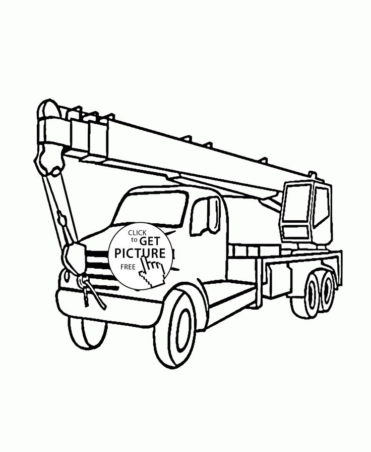 Cool Truck Drawing At GetDrawings
