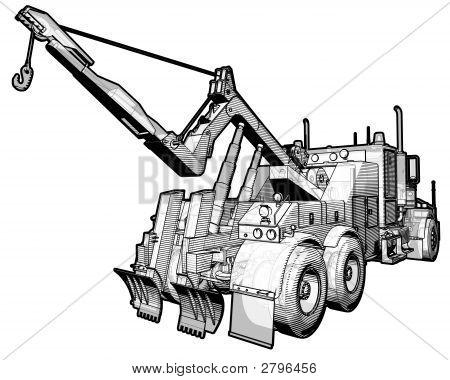 450x380 Tow Truck Images, Illustrations, Vectors
