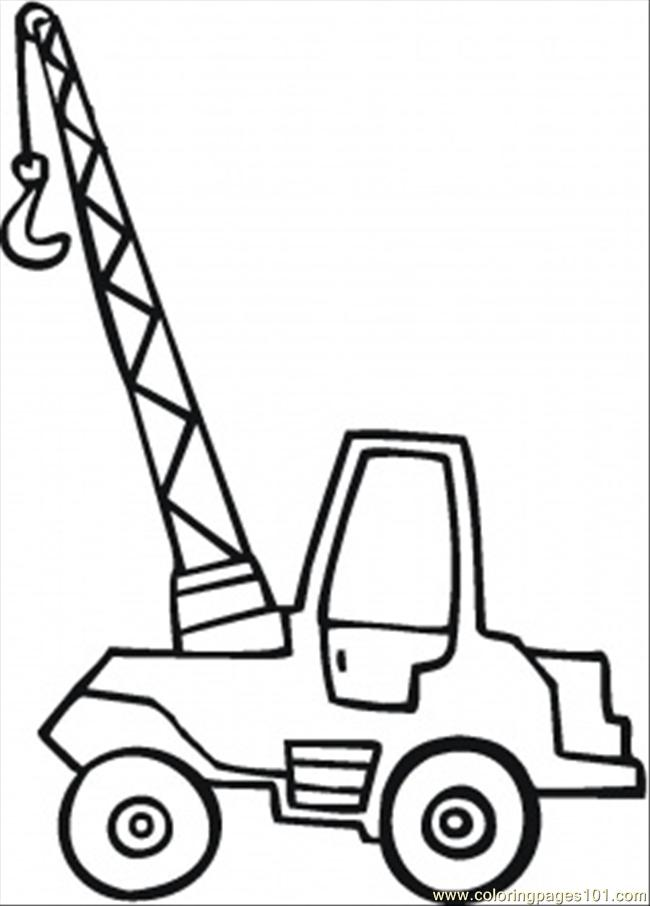 650x906 Crane Coloring Pages Printable Coloring Pages