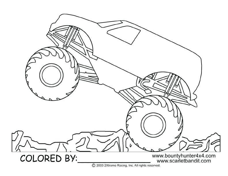 792x612 Batman Monster Truck Coloring Pages Bulldozer Monster Truck
