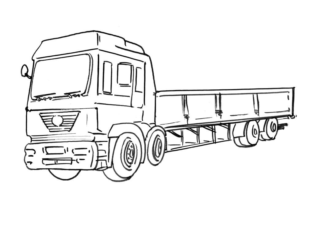 1024x768 Truck
