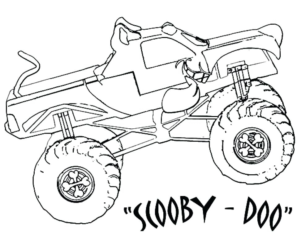 960x768 Monster Truck Coloring Games Together With Free Monster Truck