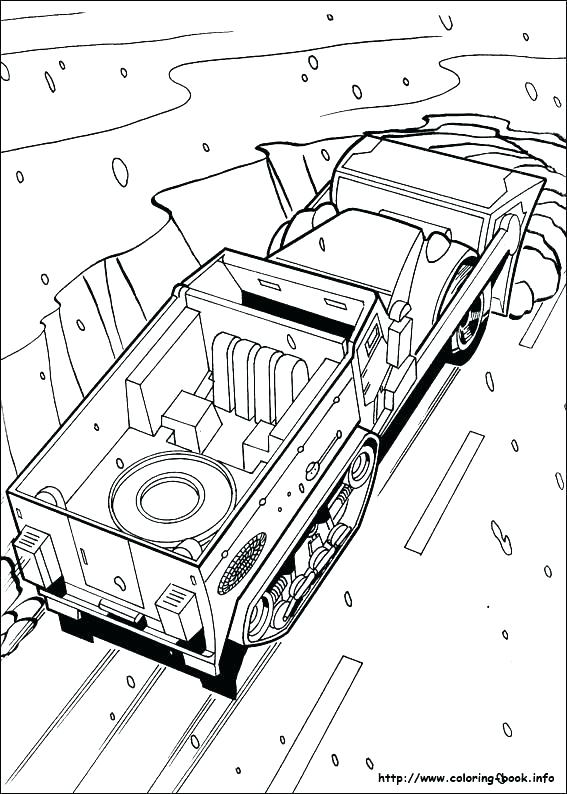 567x794 Truck Coloring Games Free Printable Monster Truck Coloring Pages