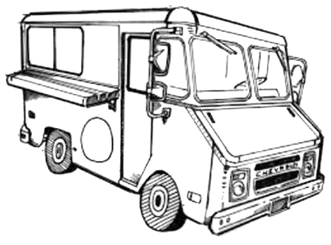 475x352 Food Truck Food Van Starline Fabricators