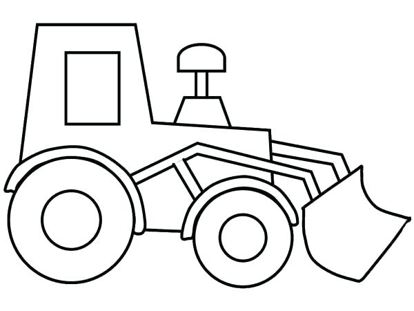 600x450 Bulldozer Monster Truck Coloring Pages Plus Bulldozer Coloring