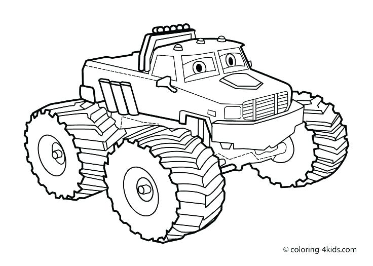 736x525 Monster Jam Coloring Pages Printables Coloring Pages Trucks