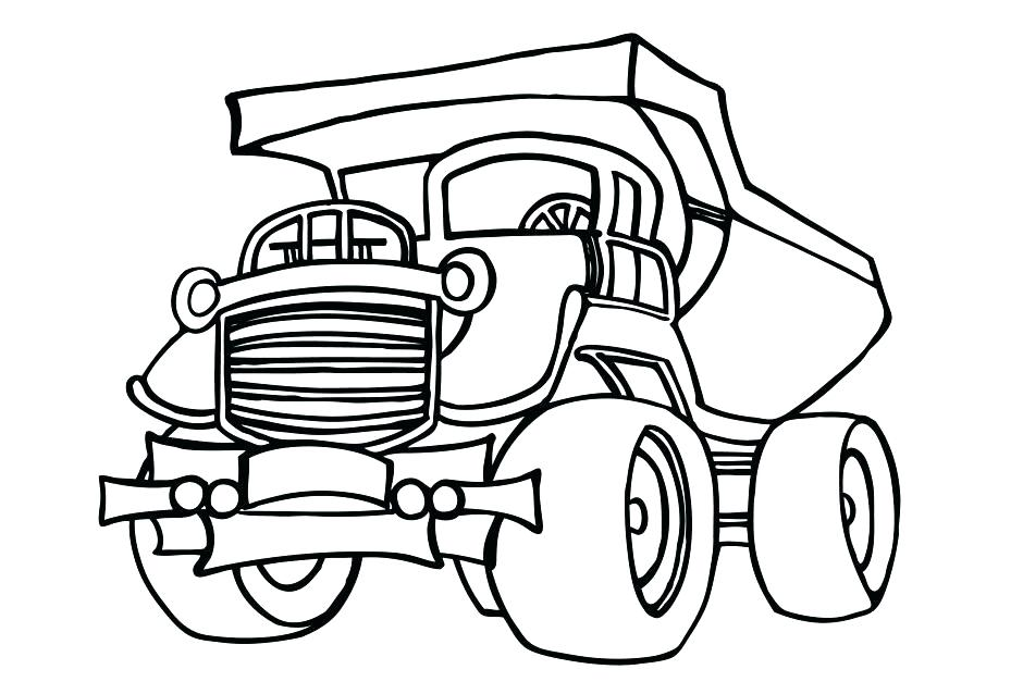 940x638 Construction Trucks Coloring Pages Synthesis.site