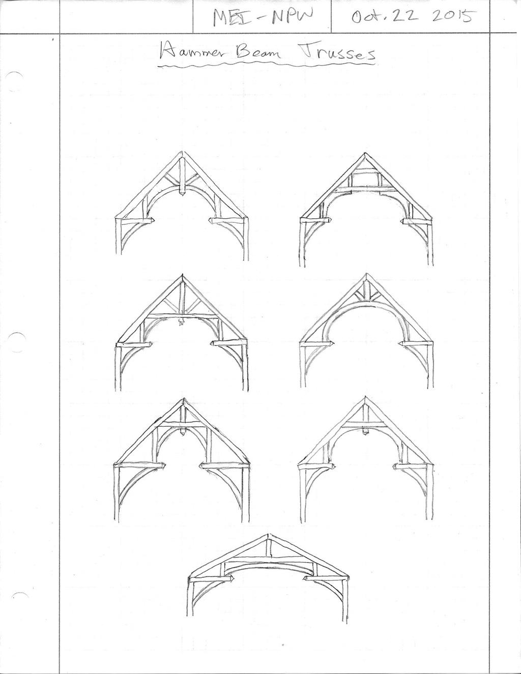 1024x1325 3d Truss Models Sketchucation 3