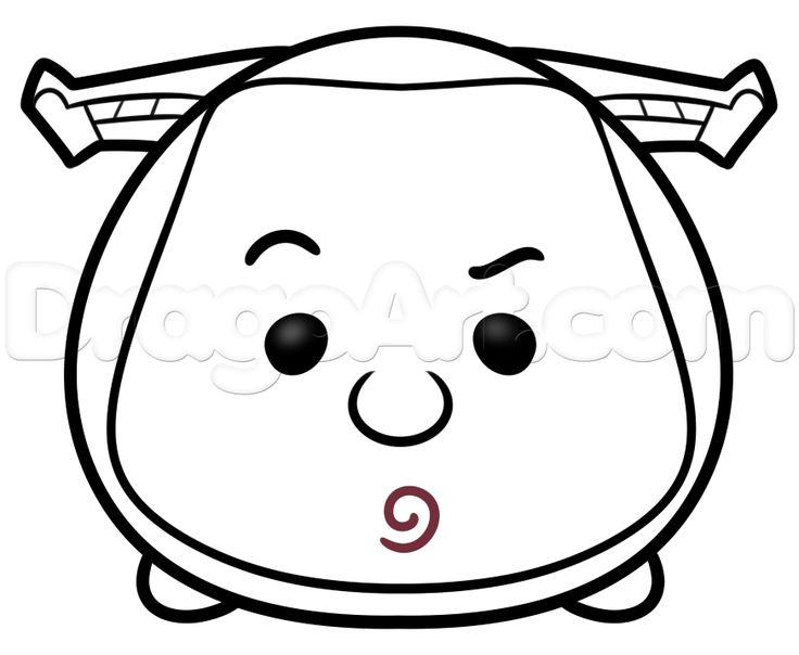 Disney Tsum Clipart At GetDrawings