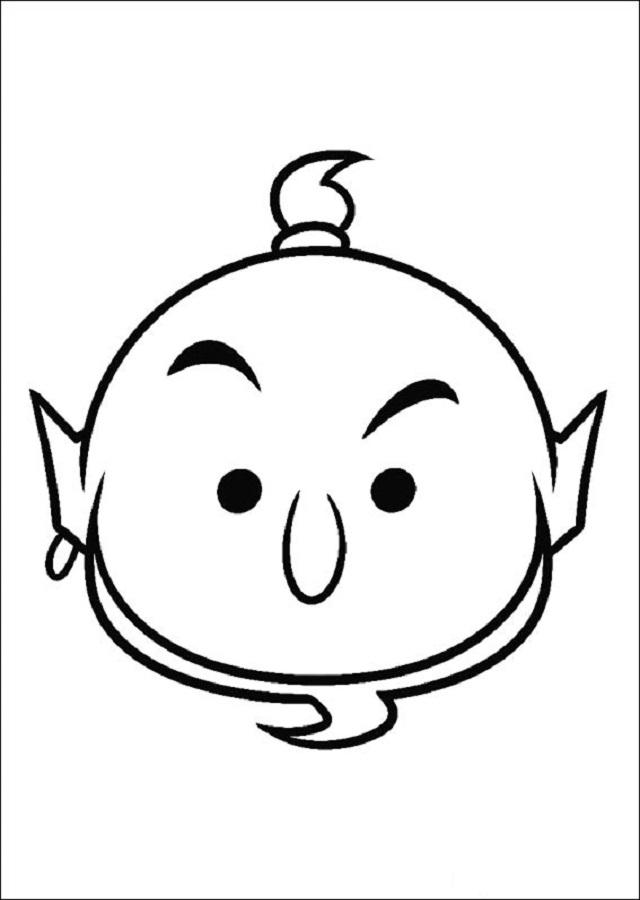 Tsum Tsum Drawing at GetDrawings   Free download