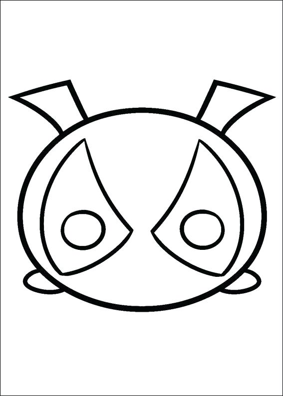 567x794 Good Tsum Coloring Pages Or How To Draw Step 8 64 Disney