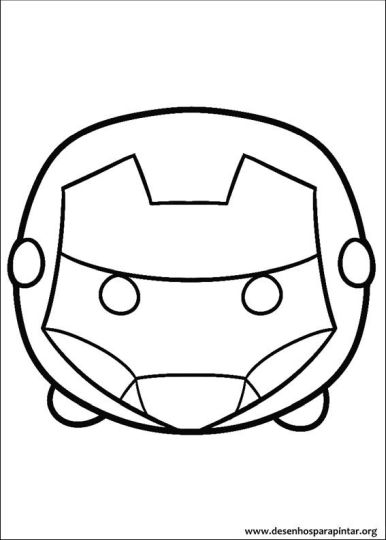 386x540 Tsum Coloring Pages