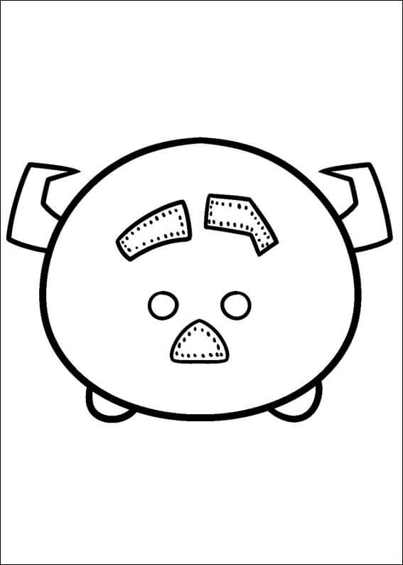 567x794 Tsum Coloring Pages 35 For Kids
