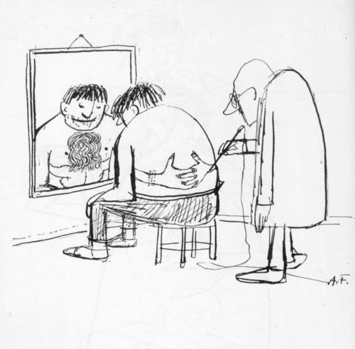 500x492 Shit My New Yorker Cartoons