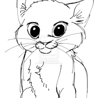 320x320 Tag For Cute Cat Pictures To Draw Sketches Of Some Adorable