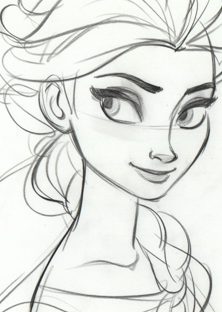 750x1050 Drawing Speed Drawings Disney Characters Plus Drawings