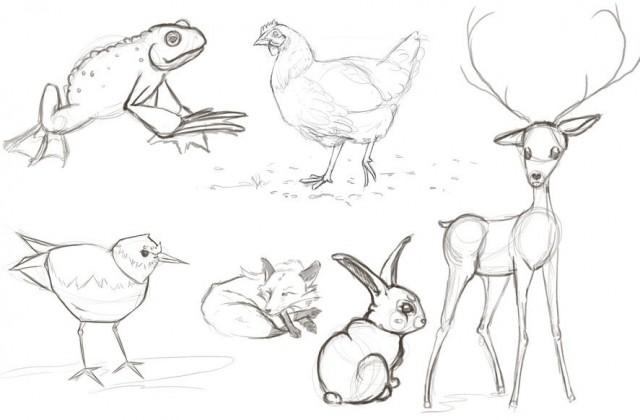 Tumblr Easy Drawing