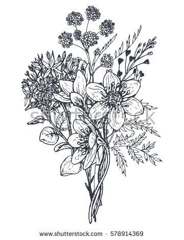 Tumblr Flower Drawing at GetDrawings.com