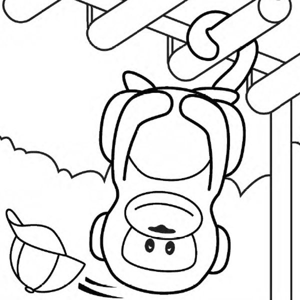 600x600 Playful Pals Coloring Contest Fresh