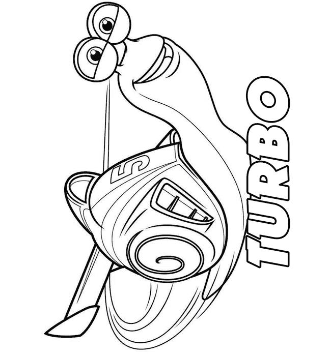 648x700 Kids N 44 Coloring Pages Of Turbo Pixar
