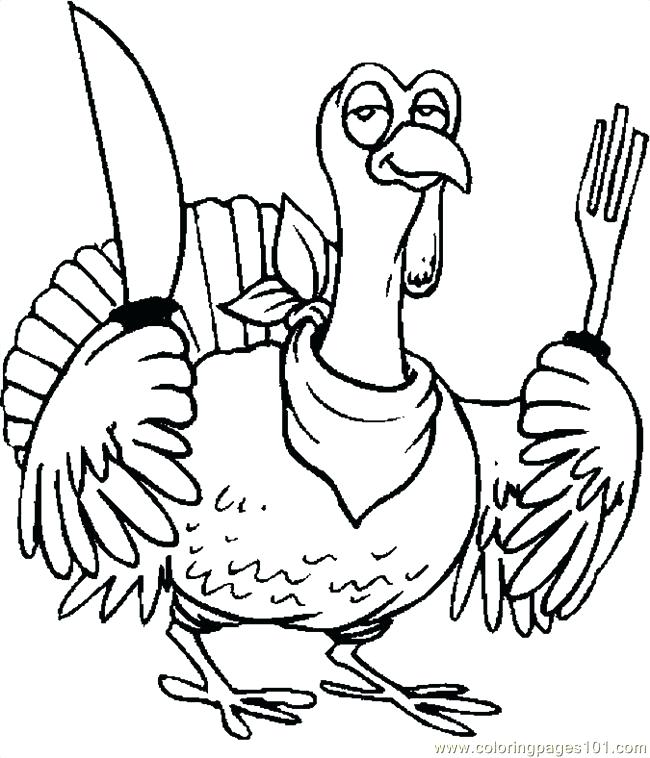 650x758 Thanksgiving Coloring Pages Turkey Best Coloring Pages