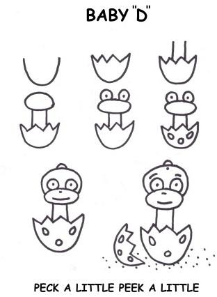 312x426 34 Amazing Art Exercises For Kids